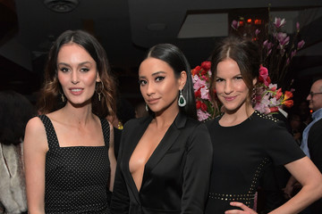 Fuchsia Sumner Vanity Fair and L'Oreal Paris Toast to Young Hollywood, Hosted by Dakota Johnson and Krista Smith