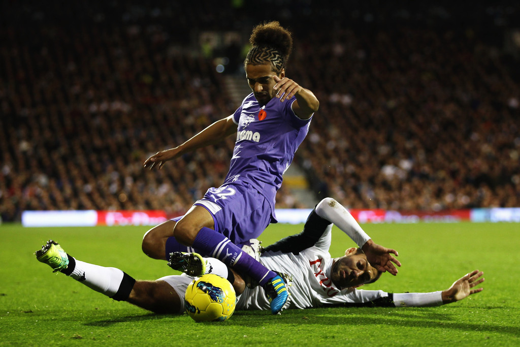 fulham vs tottenham - photo #32