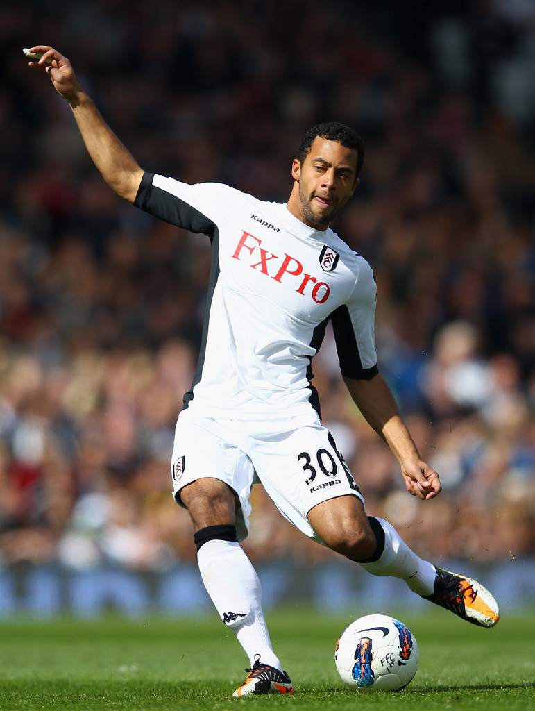 Moussa Dembele s s Fulham v Wigan Athletic Premier