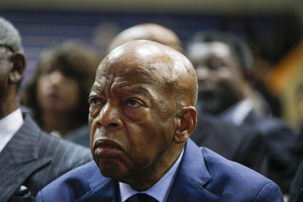 Funeral Held For Former Rep. John Conyers In Detroit