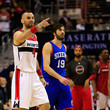 Furkan Aldemir Philadelphia 76ers v Washington Wizards