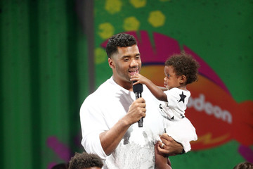 Future Zahir Wilburn Nickelodeon Kids' Choice Sports 2018 - Show