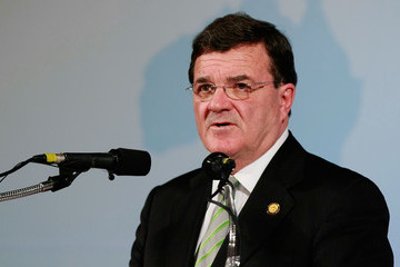 Jim Flaherty G-20 Finance Ministers And Central Bank Governors Meeting Concludes