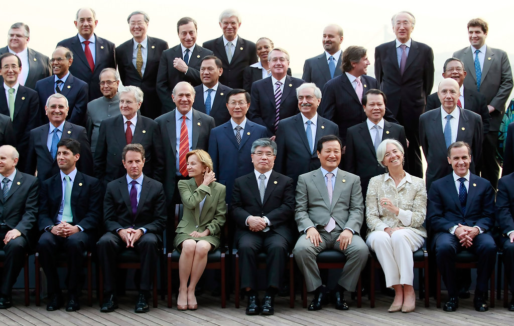 the group of twenty finance ministers The g20 (or g-20 or group of twenty ) is an international forum for the governments and central bank governors from 20 major economies it was founded in 1999 with the aim of studying, reviewing, and promoting high-level discussion of policy issues pertaining to the promotion of international financial stability.