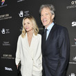 David E. Kelley and Michelle Pfeiffer Photos