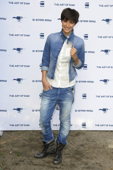 MBFW: Arrivals at the G-Star Show
