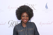 Viola Davis attends the GBK and La Peer Pre-Globes Luxury Lounge on January 04, 2020 in Los Angeles, California.