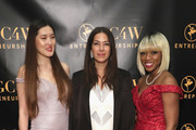 Rebecca Minkoff and Summer Yl Photos Photo