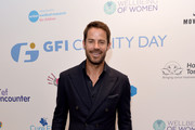 Jamie Redknapp representing Wellbeing of Women, attends the GFI Charity Day to commemorate the 658 employees who perished on September 11, 2001 in the World Trade Center attacks on September 11, 2019 in London, England.