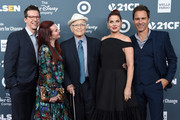 Megan Mullally Eric McCormack Photos Photo