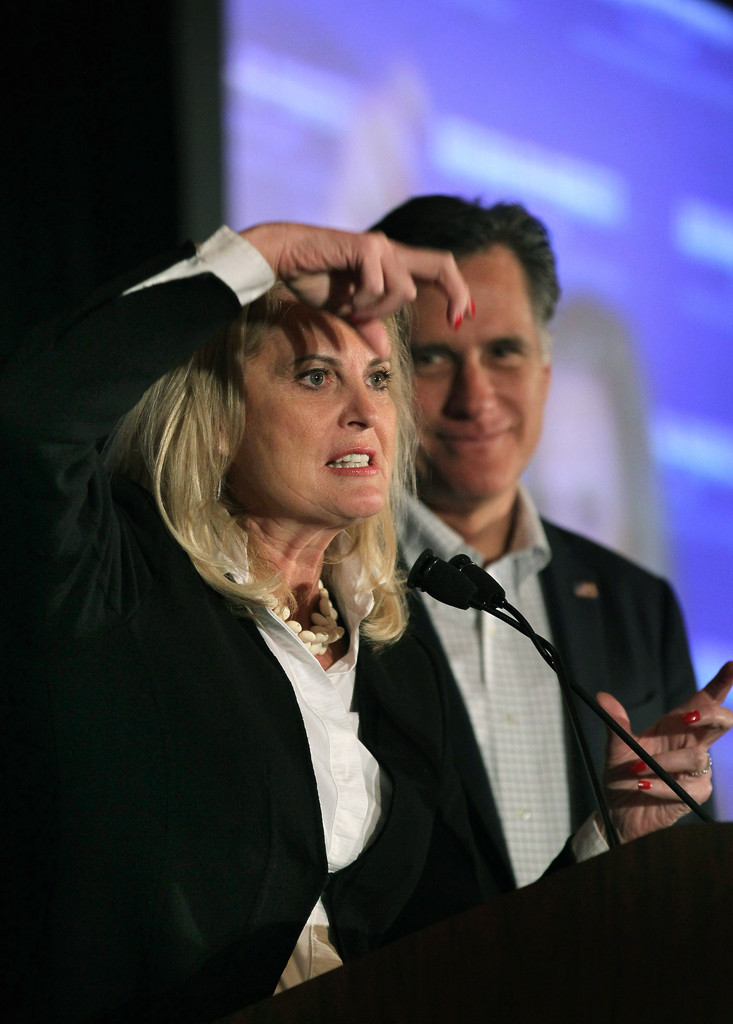 ann romney political personality Ann lois romney, the wife of former massachusetts governor mitt romney, who ran for president in 2008 and 2012, was born on april 16, 1949, and raised in bloomfield hills, michigan, with her two brothers[1.