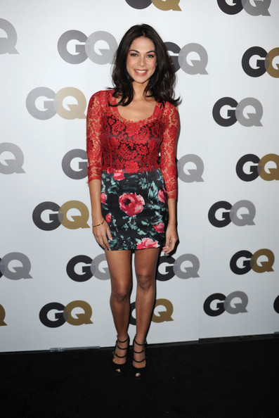 "Actress Moran Atias arrives at the 15th annual ""GQ Men of the Year"" party held at Chateau Marmont on November 17, 2010 in Los Angeles, California."