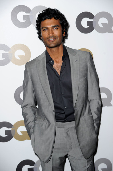 "Actor Sendhil Ramamurthy arrives at the 15th annual ""GQ Men of the Year"" party held at Chateau Marmont on November 17, 2010 in Los Angeles, California."