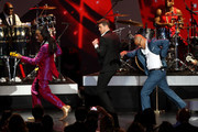 Robin Thicke Verdine White Photos Photo