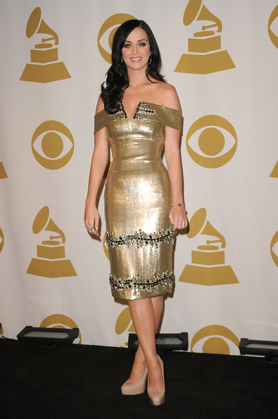 Katy+Perry in GRAMMY Nominations Concert Live! - Press Room
