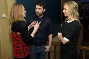 Mamie Gummer and Ron Livingston Photos Photo