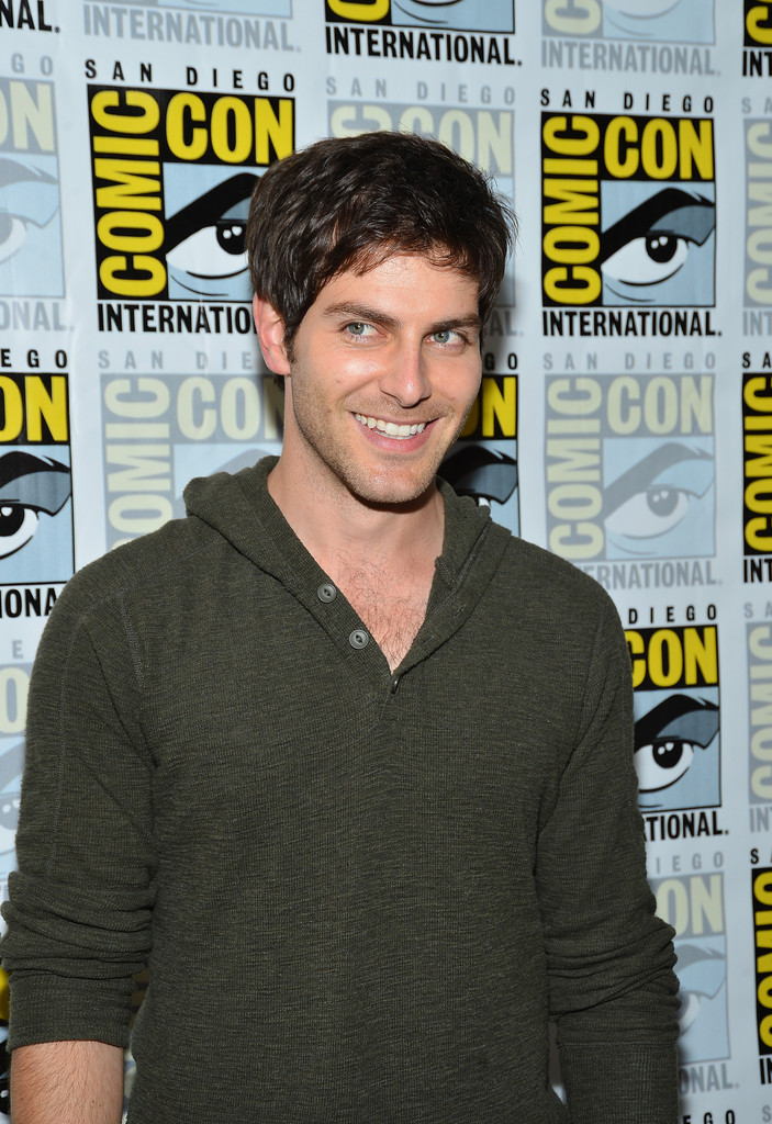 David Giuntoli Photos Photos -  U0026quot Grimm U0026quot  Press Room