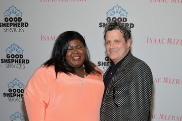 Gabourey Sidibe Good Shepherd Services Spring Party