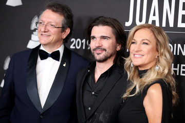 Gabriel Abaroa The Latin Recording Academy's 2019 Person Of The Year Gala Honoring Juanes - Arrivals