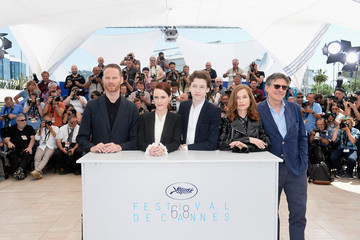 Gabriel Byrne 'Louder Than Bombs' Photocall - The 68th Annual Cannes Film Festival