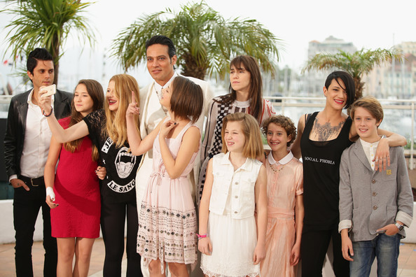 'Misunderstood' Photo Call at Cannes
