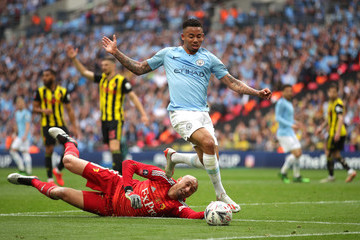 Gabriel Jesus European Sports Pictures of the Week - May 20