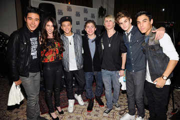 """Gabriel Morales DoSomething.org And Aeropostale Celebrate Launch Of 6th Annual """"Teens For Jeans"""" Hosted By Chloe Moretz At Palihouse"""