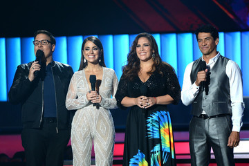 Gabriel Porras Guests Attend Telemundo's 'Premios Tu Mundo' Awards 2015