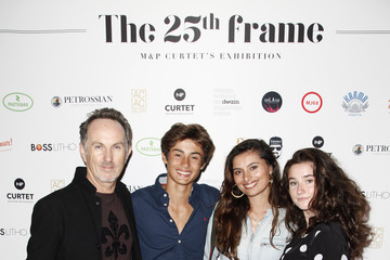 Gabriella Wright The 25th Frame Solo Exhibition By Patrick Curtet