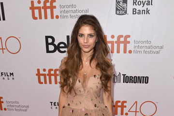 Gabriella Wright 2015 Toronto International Film Festival - 'Septembers Of Shiraz' Premiere - Red Carpet