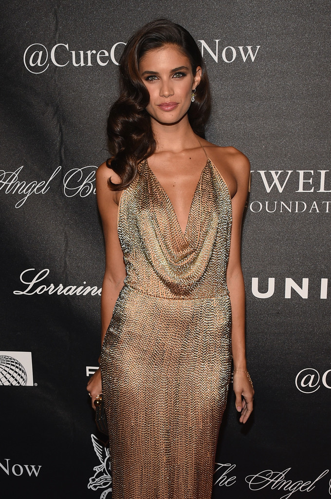 Sara Sampaio Photos Photos Gabrielle S Angel Foundation
