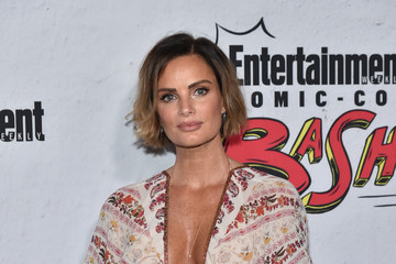 Gabrielle Anwar Entertainment Weekly Hosts Its Annual Comic-Con Party at FLOAT at the Hard Rock Hotel