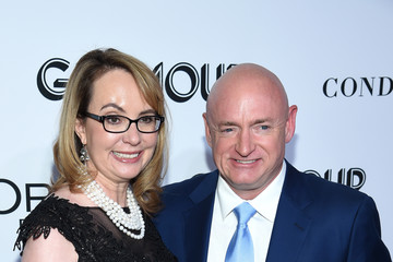 Gabrielle Giffords 2018 Glamour Women Of The Year Awards: Women Rise - Arrivals