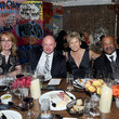 Gabrielle Giffords Glamour 2017 Women Of The Year Awards - Dinner Presented By SoFi, Held At Skylight At Kings Theater