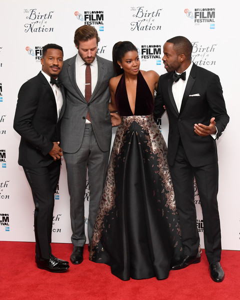 'The Birth of a Nation' -  International Premiere - 60th BFI London Film Festival