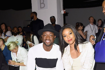 Gabrielle Union The Front Row of Ovadia & Sons at New York Fashion Week
