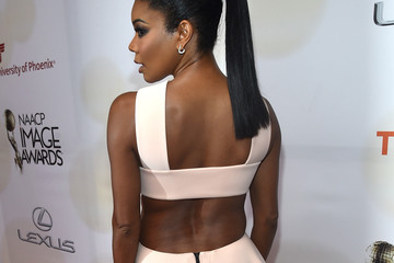 Gabrielle Union 46th NAACP Image Awards — Part 2