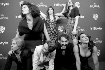 Gaby Hoffman An Alternative View of the 73rd Annual Golden Globe Awards & After Parties
