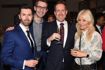 Gaby Roslin Whole Man Academy Launch Party