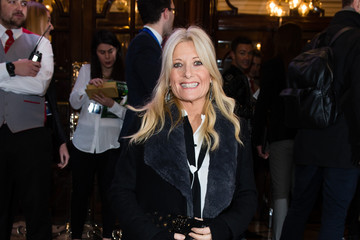 Gaby Roslin Opening Night Of 'Cinderella' At The London Palladium - Arrivals