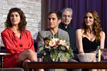 Gael Garcia Bernal Lola Kirke Screening and Q&A For Amazon's 'Mozart In The Jungle' - Panel
