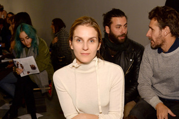 Gaia Repossi Proenza Schouler - Front Row - Mercedes-Benz Fashion Week Fall 2015