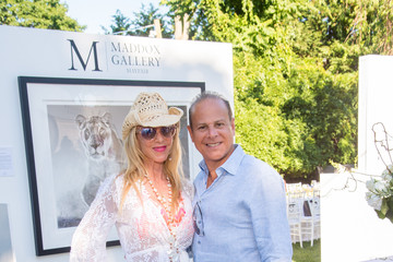 Gail Greenberg Hamptons Magazine Celebrates Cover Star Rose Byrne Presented By Lalique Along With Maddox Gallery