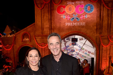 Gail Morris The U.S. Premiere of Disney-Pixar's 'Coco'