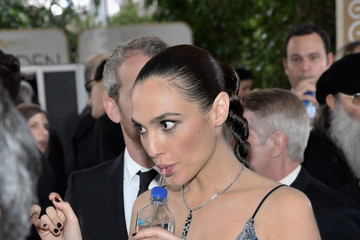 Gal Gadot FIJI Water at the 74th Annual Golden Globe Awards