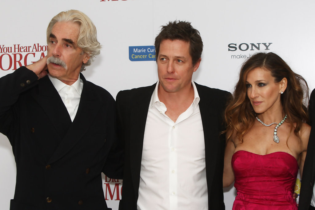 Sarah Jessica Parker Hugh Grant Sam Elliott Hugh Grant And Sam Elliott Photos Zimbio