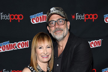 Gale Anne Hurd Comic-Con 'The Walking Dead' Panel