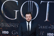 """John Bradley attends the """"Game Of Thrones"""" Season 8 Premiere on April 03, 2019 in New York City."""