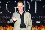 """Iain Glen attends the """"Game Of Thrones"""" Season 8 Premiere on April 03, 2019 in New York City."""