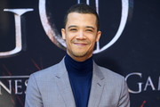 """Jacob Anderson attends the """"Game Of Thrones"""" Season 8 Premiere on April 03, 2019 in New York City."""